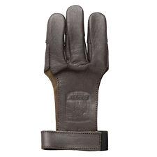 Bear Archery Leather 3 Finger Traditional Archery Shooting Glove - LH/RH