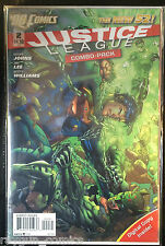 Justice League #2 NM- 1st Print DC Comics New 52