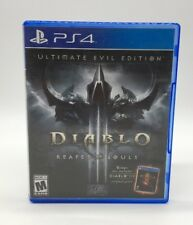 Diablo 3 Iii Ultimate Evil Edition Playstation 4 Ps4 Fast Shipping