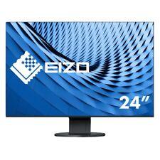EIZO EV2456 BK LCD Monitor 61.2cm 24.1 Zoll 1920x1200 Pixel HDMI Schwarz NEU OVP