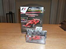 Panini F1 Car Collection Kimi Raikkonen Ferrari F2007 - 2007 1:43