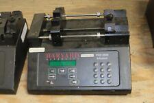 Harvard Apparatus Phd 2000 Infusion Syringe Pump Working Great