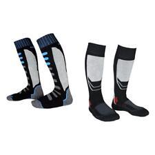 2 Pairs Men Women Ski Thick Socks Outdoor Sports High Performance Stockings