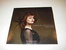 CD album promo + cp   SARAH OLIVIER Pink Galina (  Jazz, Pop )