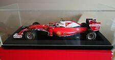 Looksmart F1 1/18 Ferrari SF16-H Bahrain GP 2016 Kimi Raikkonen (LS18F105)