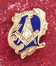 ☆NEW FRENCH LAFAYETTE ANTIQUE STYLE FREE MASONS'MASONIC LAPEL PIN-FREEMASON GIFT