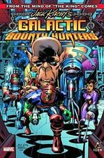 Jack Kirby's Galactic Bounty Hunters - Volume 1