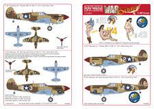Kits-World 1/48 P-40F Warhawk # 48067