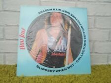 BON JOVI - SLIPPERY WHEN WET - COLLECTORS EDITION PICTURE DISC LP WITH POSTER