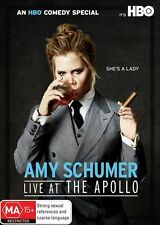 Amy Schumer - Live At The Apollo (DVD, 2015)  New, ExRetail Stock, Genuine D78