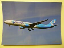 AIRBUS A 330  FRENCH BLUE   F-WWKA