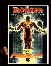 MEGATON #2 (9.2) 1ST SAVAGE DRAGON CAMEO!