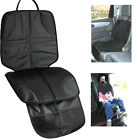 Portable Waterproof Car Seat Back Protector Cover for Kids Baby Kick Mat Protect