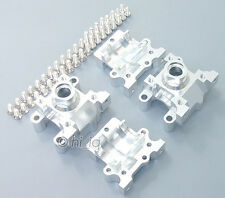 2Set Alu F/R Differential Gear Box Fits Losi Mini LST S
