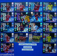 Panini Adrenalyn Champions League 2013 2014 Limited Edition aussuchen / choose