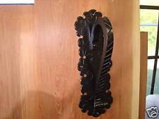 Rustic forged door handle