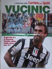 Poster VUCINIC Juventus formato 70x50 cm [GS.23]