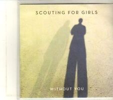 (DT819) Scouting For Girls, Without You - 2012 DJ CD