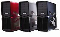 New Dell XPS 730 Front Drive Bay Bezel With Doors Assy DP/N JM617