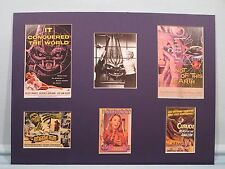 Roger Corman Sci-Fi Classics with Cult Heroine Beverly Garland and her autograph