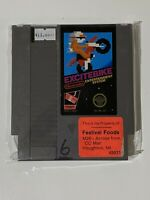 🔥100% WORKING NINTENDO NES CLASSIC Game Cartridge🔥 SUPER FUN🔥EXCITEBIKE 🔥