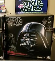 Star Wars Black Series Darth Vader Premium Electronic Helmet Hasbro - IN STOCK