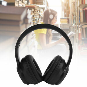 Adjustable Headphone With 40mm Aperture Driver Wireless BT 5.0 For Mobile Phones