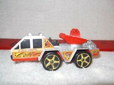1988 Hot Wheels Flame Stopper Workhorse Fire Dept Engine Unit #31 Truck