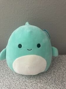 """Squishmallows-Perry the Dolphin-8""""-NWT FREE shipping"""