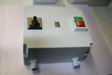Motorstarter mit Softstarter bis 7,5KW, 4075 + Hauptschalter, IP54, Elektromotor