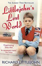 Littlejohn's Lost World,Richard Littlejohn- 9780099569282