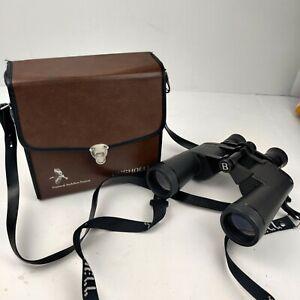 Bushnell National Audubon Society Custom 10x40 Binoculars vintage