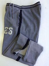 Aeropostale Athletic Pants Jogging Exercise Drawstring Pockets Zipper Ankles M
