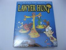 Lawyer Hunt new sealed PC game CD-ROM VALU Soft 1999