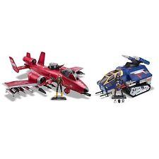 SDCC 2016 Exclusive Hasbro Gi Joe Transformers Powerglide Soundwave Set
