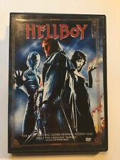 Hellboy - Dvd Sci-Fi Movie 2008 Guillermo Del Toro