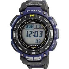 Casio Pathfinder PAG-240B-2 Solar Triple Sensor Tough Solar New  Watch PAG-240