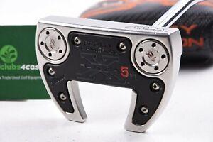 Scotty Cameron Futura X 5r Putter / 34 Inch / SCPFUT620