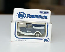 """Matchbox MB-38, Model A Ford, """"PennState 1990"""" in Excellent Condition, 1729"""
