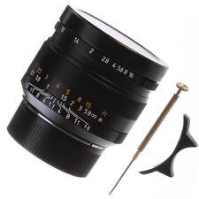 7artisans 50mm F/1.1 Manual Focus Camera Lens APS-C Fr Leica M Mount M3 M6 M9 M8