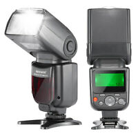 Neewer NW-670 TTL Speedlite Flash w/ HardDiffuser 12 Color Filters Kit for Canon