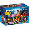 PLAYMOBIL Fire Engine with Lights and Sound - City 5363