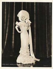 MAE WEST Original Vintage PARAMOUNT Photo PORTRAIT 1930's - YOUTHFUL
