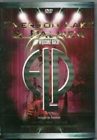 Emerson Lake & Palmer DVD Welcome Back Brand New Sealed
