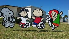 Peanuts Soccer Theme Outdoor Decorations