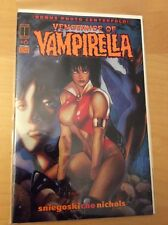 VENGEANCE OF VAMPIRELLA 6, VFNM 9.0 1ST PRINT, SEXY ADAM HUGHES COVER