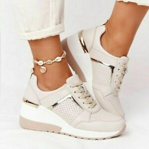 Woman Sneakers Women Sports Shoes Ladies Casual Shpes Platform Vulcanized Shoes