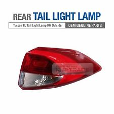 OEM Tucson 2016-18 LED Tail Light Tail Lamp Rear Inner liftgate Left Driver Side