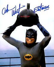 ADAM WEST BATMAN 8X10 AUTHENTIC IN PERSON SIGNED AUTOGRAPH REPRINT PHOTO RP