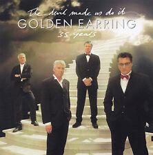 GOLDEN EARRING - 2 CD - 35 YEARS - The devil made us do it